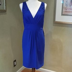 Monique Lhuillier Evening dress Blue